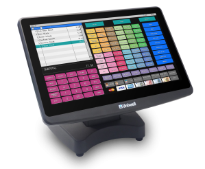 Uniwell embedded touchscreen POS for regional Queensland hospitality and food retail