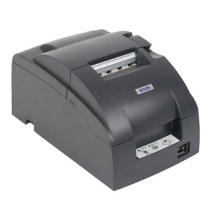Reliable robust kitchen printers for customer order communication to the barista bartender kitchen