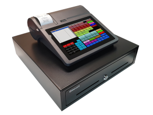 POSLynx Sunshine Coast Wide Bay Burnett Rockhampton Mackay Townsville regional Queensland point of sale Uniwell Uniwell4POS All-in-One POS HX-2500-PRD #compactposwithoutcompromise #uniquelyuniwell